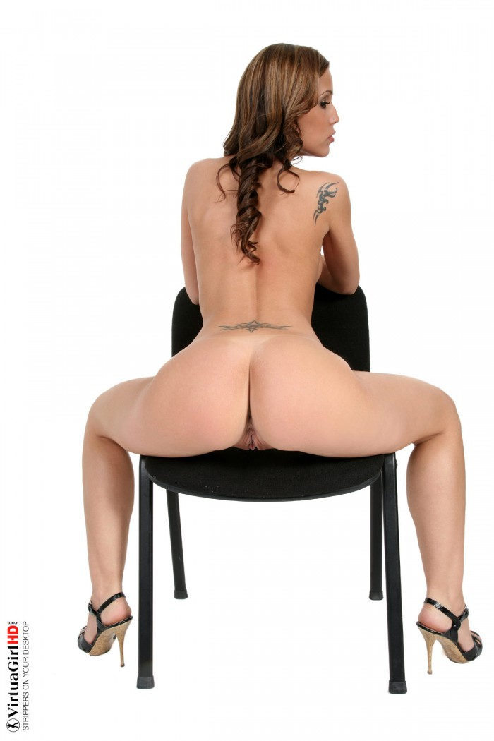 Perfect Ass Straddling Chair